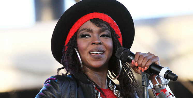 Rabat : Lauryn Hill en concert au Festival Mawazine 2017