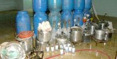 Chichaoua : Une centaine de litres de l'eau-de-vie saisie