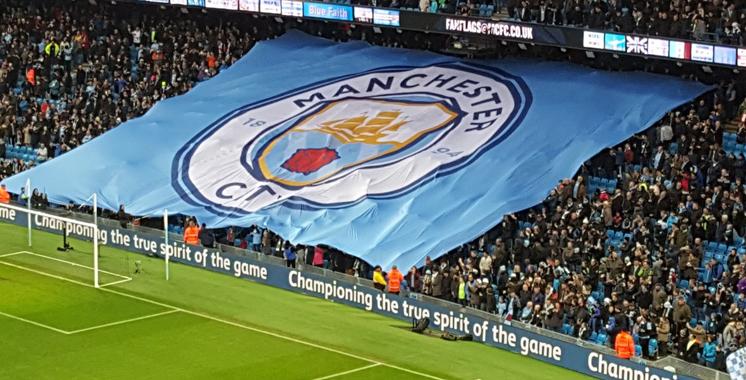 Dopage : 41.000 euros d'amende pour Manchester City