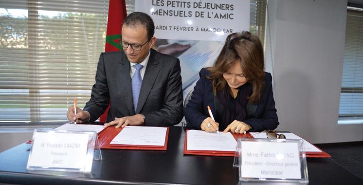 Maroclear et l'Amic scellent partenariat: Vers la dématérialisation des titres pour les sociétés non cotées
