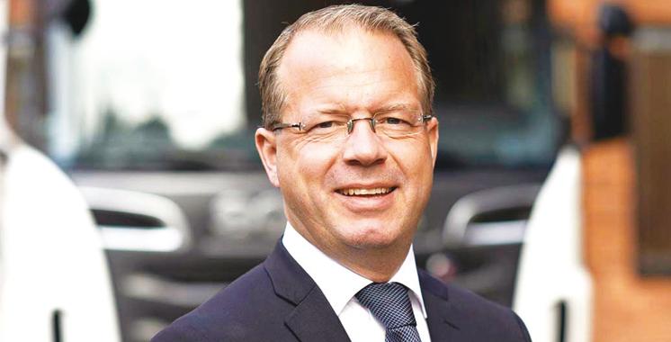 Suède : Le PDG de Volvo Group rejoint le CNI