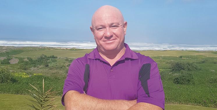 Mazagan Golf accueille un nouveau directeur