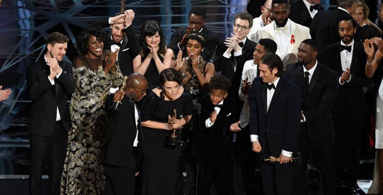 Cinéma : «Moonlight» sacré meilleur film
