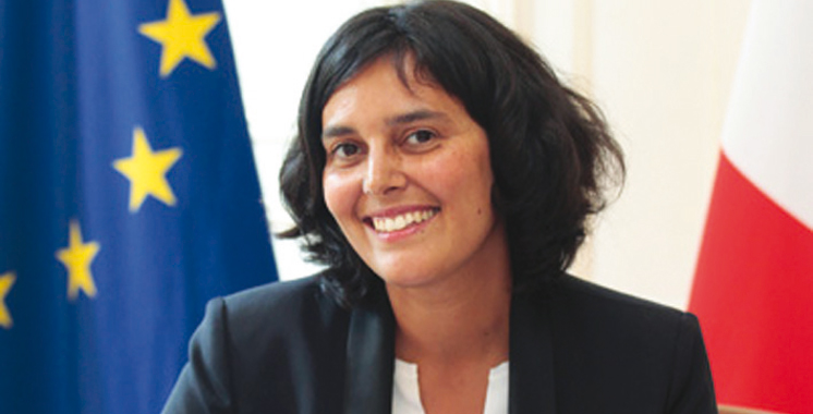 Myriem El Khomri en visite les 2 et 3 février au Maroc