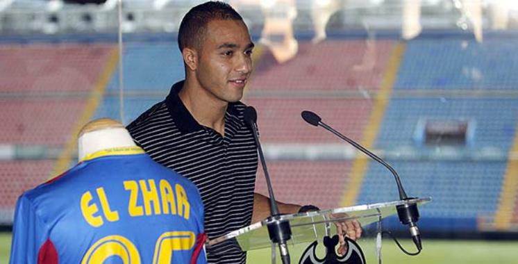 Lions de l'Atlas :Nabil El Zhar signe à Leganes