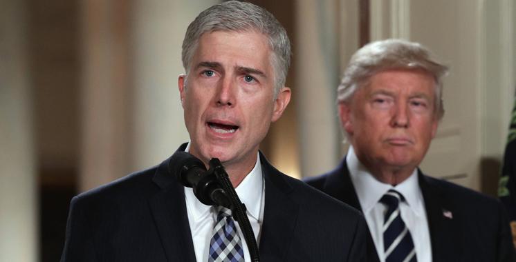 USA : Trump nomme Neil Gorsuch à la Cour suprême