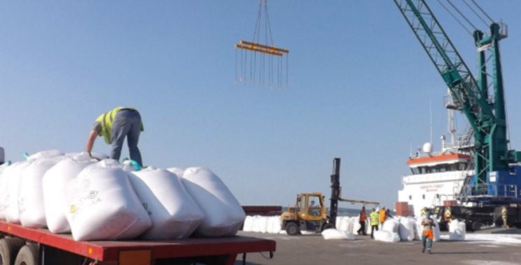 OCP-Guinée : 100.000 tonnes d'engrais à prévoir pour 2017