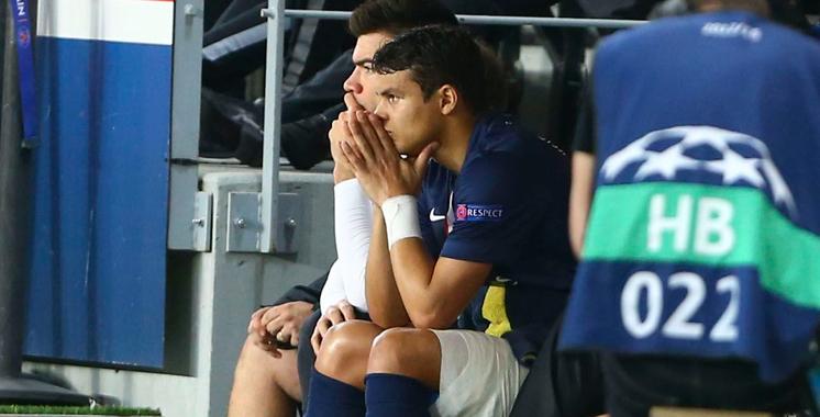 Ligue des champions: Paris SG sans Thiago Silva face à Barcelone