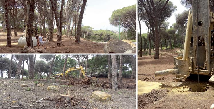 Affaire du parc Donabo à Tanger : La société civile se mobilise