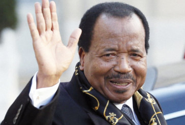 CAN-2017: Paul Biya salue les Lions