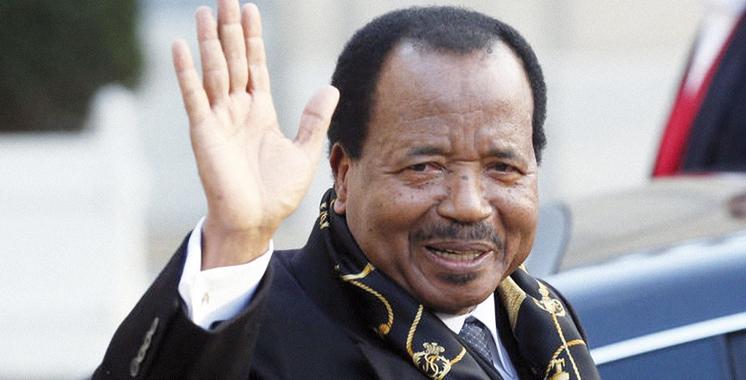 CAN-2017: Paul Biya salue les Lions