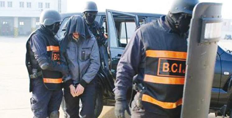 Tanger : démantèlement d'une cellule terroriste composée de 7 membres alliés à Daech