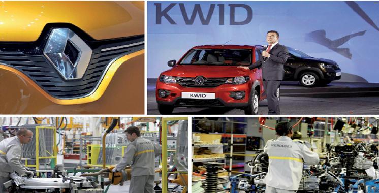 Record: Renault renfloue ses caisses