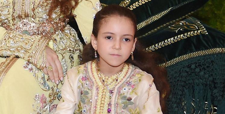 Le peuple marocain célèbre le 10ème anniversaire de SAR la Princesse Lalla Khadija