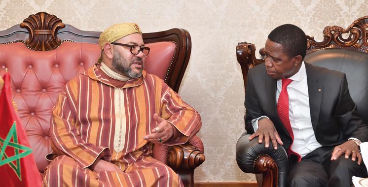 Maroc-Zambie : Une nouvelle dimension de coopération avec l'Afrique australe