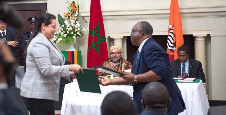 Mezouar : Les accords signés entre le Maroc et la Zambie sont un signal fort d'une impulsion nouvelle
