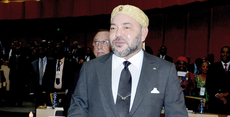 SM le Roi quitte Addis-Abeba