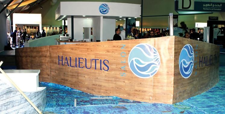 Et de 4 pour le Salon Halieutis: Il se tiendra du 15 au 19 février à Agadir