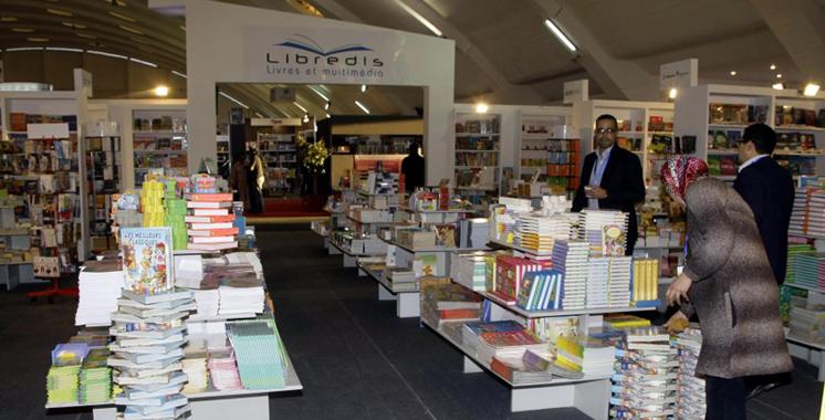 Casablanca : Plus de 345.000 visiteurs au Salon du livre