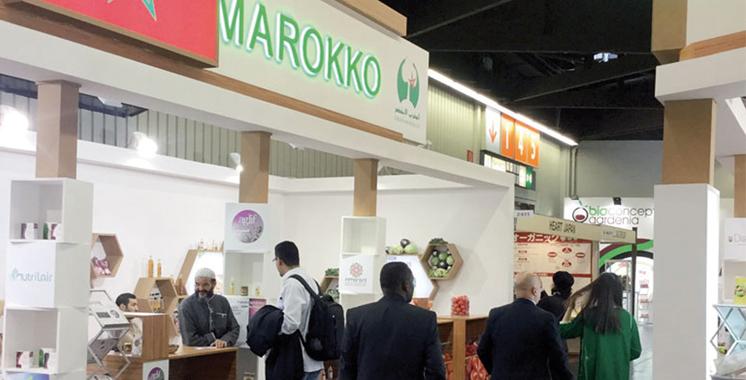 Le Maroc présent au Salon international des produits biologiques