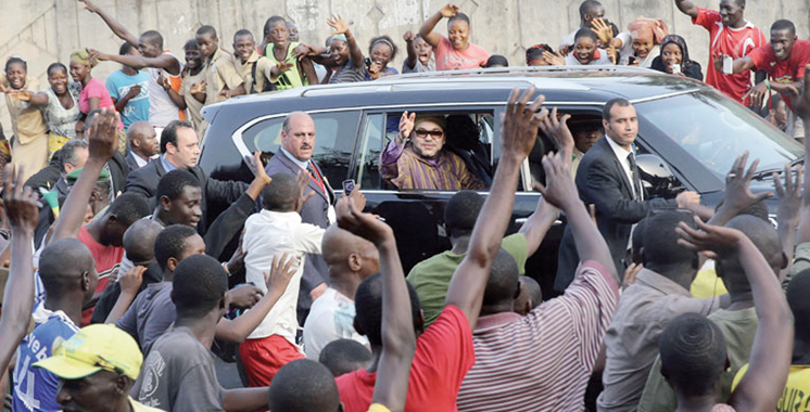 Les discours royaux offrent une véritable vision pour la coopération continentale : Un développement fait par l'Afrique et pour l'Afrique