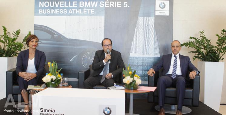 Nouvelle BMW Série 5: Des kilos en moins et de la  performance en plus