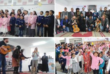 Plus de 221.000 élèves bénéficiaires du programme «Mon école : valeurs et créativité»
