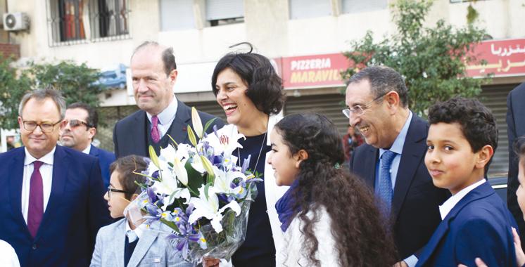 Tanger : L'école Adrien Berchet célèbre son centenaire