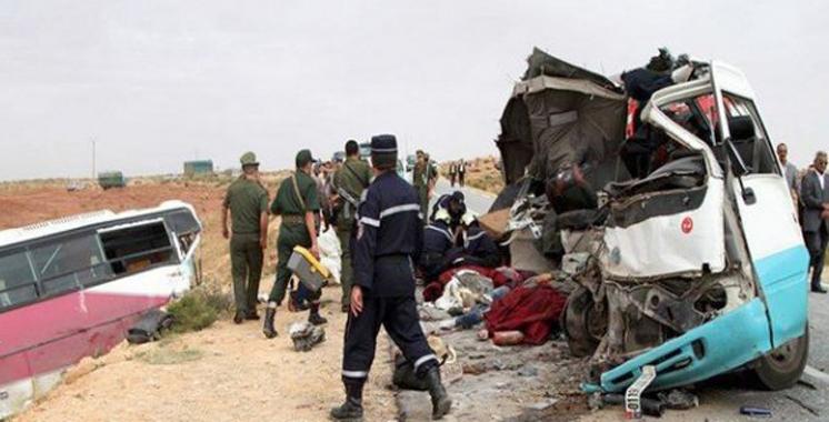 Algérie: Cinq tués et 30 blessés dans un accident d'autocar à Médéa