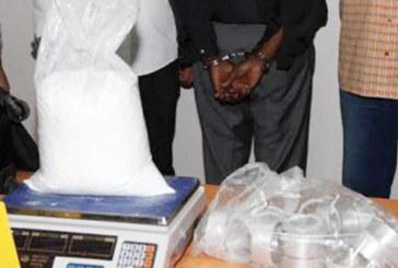 Casablanca: Saisie d'environ 3 kg de cocaïne à l'aéroport Mohammed V