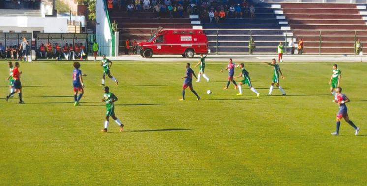 18è journée de la Botola Maroc Telecom D1: DHJ-OCS, un derby au goût de revanche