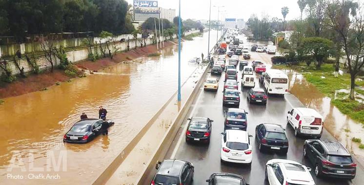 Inondations de la rocade de Casablanca: La Lydec s'explique