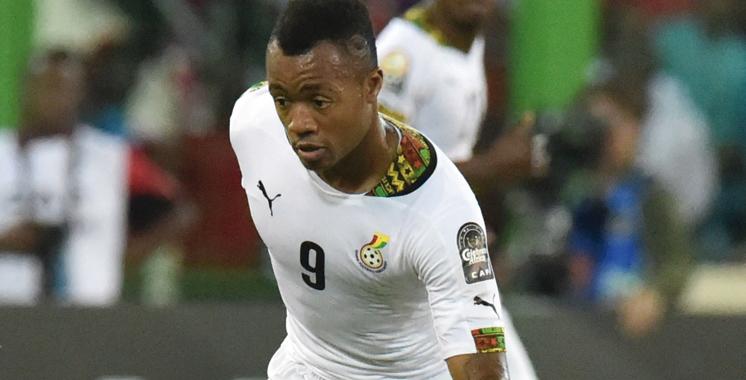 Ghana: Jordan Ayew s'attend à un match «très disputé» face  au Cameroun