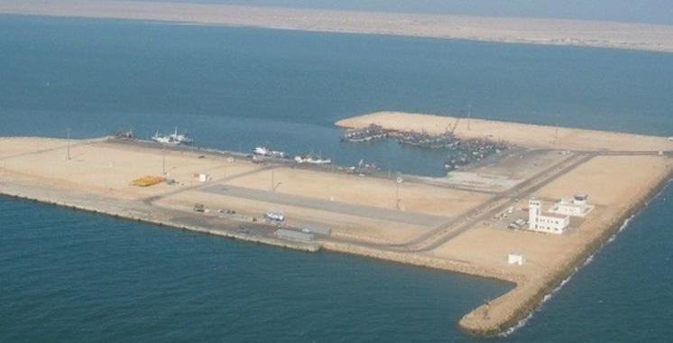 Dakhla : Progression de 8% du trafic portuaire global