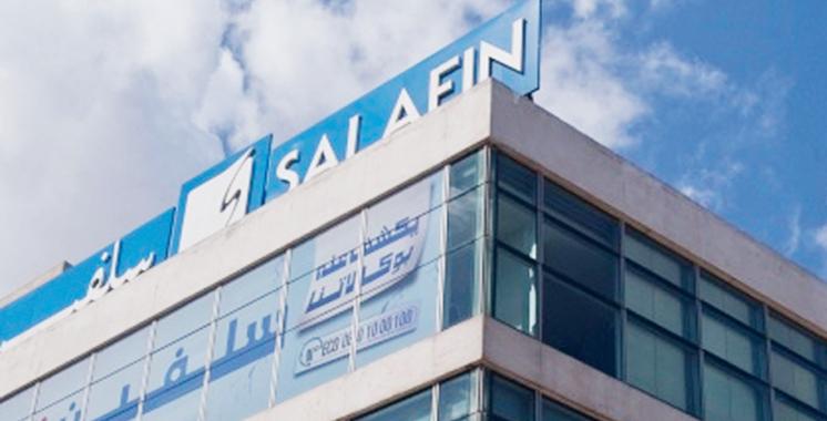 Salafin : Résultat net  en hausse  de 3,6%  au premier semestre 2017