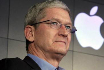 Apple : Tim Cook pour la lutte contre les «fake news»