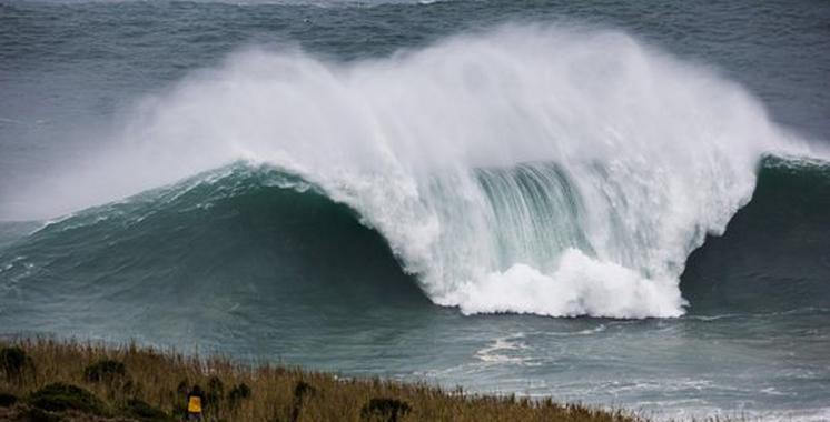 Météo : De très grosses vagues attendues dans toutes les côtes du Maroc
