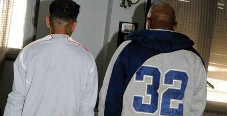 Deux individus arrêtés à Tétouan pour le braquage d'une agence de transfert d'argent