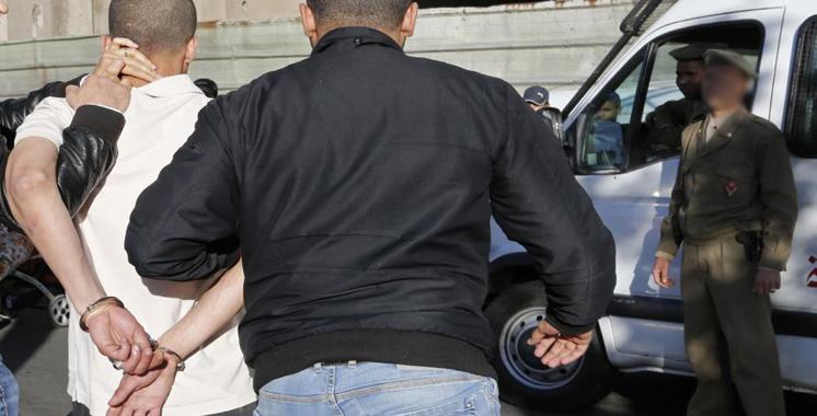 Tanger : Un baron de la drogue tombe après  20 ans de cavale