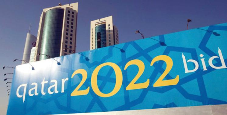 Coupe du monde 2022: Le Qatar dépense 500 M de dollars par semaine