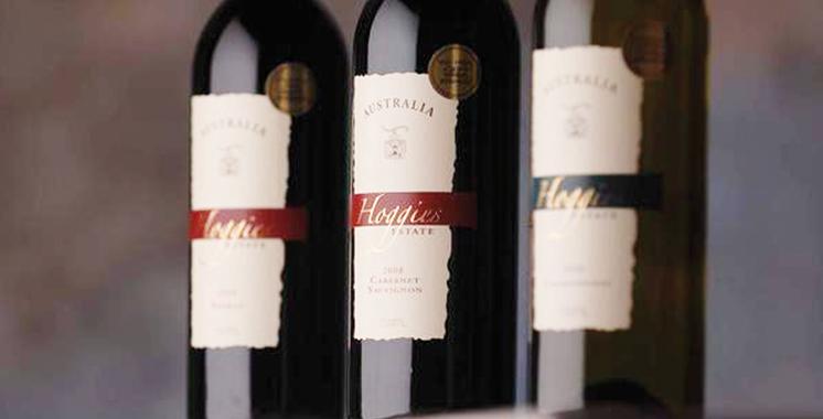 12.000 bouteilles de vin australien arrivent au Maroc