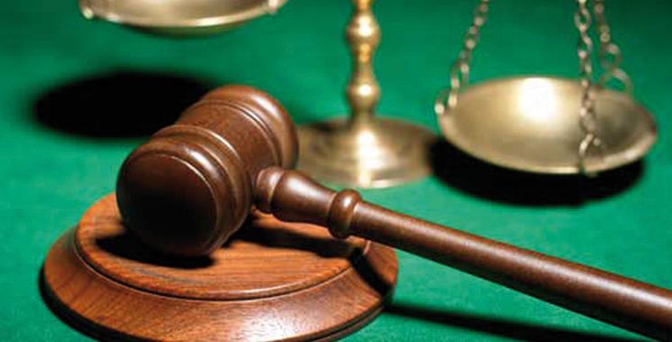 Tanger : 25 ans de réclusion criminelle pour un meurtre