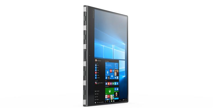 PC portable: Lenovo met en vente les derniers modèles de la collection Yoga au Maroc