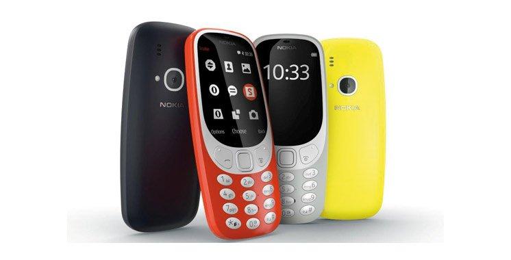 Le retour du Nokia 3310 !