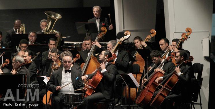 Sur interprétation de l'OPM: La musique unit les religions à Paris