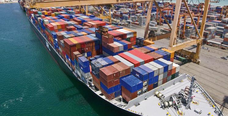 Le déficit commercial s'aggrave de 4,9%  à fin août