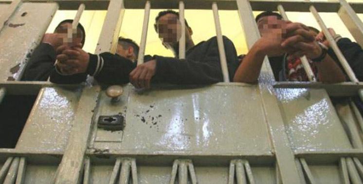 Prison de Salé : sept détenus mineurs s'évadent, l'un d'entre eux arrêté