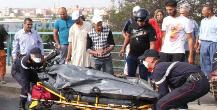 Accidents de la circulation en périmètre urbain : 15 morts et 1642 blessés en une semaine