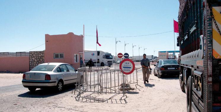 Guergarate : Mise en échec d'une opération de trafic de drogue à bord de deux camions TIR