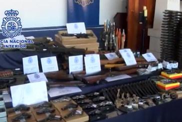 Espagne : saisie record d'armes de guerre dans le nord du pays (Vidéo)